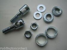 Cycle / Bike Cantilever Brake Block Eye Bolt Set Fixing Fitting Kit