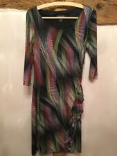 Frank Lyman Body Con Dress Size 14 Immaculate
