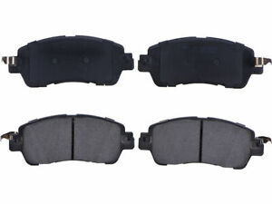 Front Brake Pads Set Left and Right For 2006-2018 TOYOTA YARIS