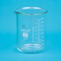 Heavy Duty Glass Beaker, 1000mL  1 ea