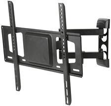"""av:link 129.565 Full Motion Cantilever Flexible TV Wall Bracket 26"""" to 55"""" - Blk"""