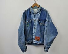 LEE Union Made vtg Men's XL 70's Stonewashed Cotton Denim Jacket Trucker Chore L