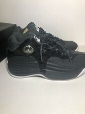 NIKE Jordan Jumpman Team 1 Men's Black/white Sneakers Size 8.5 (644938-005)