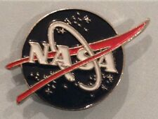 NASA SPACE METAL PIN BADGE BUY 2 We SEND THREE OF THESE