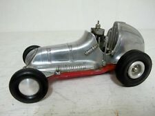 RAY COX THIMBLE DRONE, POLISHED FINISH, TETHER CAR, CHAMPION, GAS POWERED
