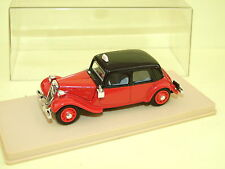CITROEN TRACTION 11 BL TAXI  ELIGOR 1:43