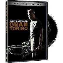 Gran Torino (DVD, 2009, Full Frame)