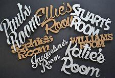 Handmade Letters Decorative Door Signs/Plaques
