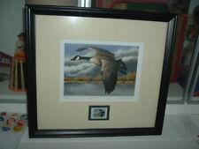Maryland Migratory Game Bird Duck Stamp Design Paul Makuchal Print No. 32 of 60