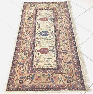 Afghan Teppich Ziegler Unikat Meisterstück Orient Turkmen Handgewebt Rug Carpet