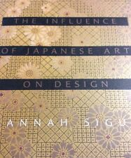 The Influence Of Japanese Art On Design New Book HC a Japan Traditional Art Book