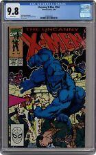 Uncanny X-Men #264 CGC 9.8 1990 3790923021