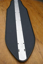 "Skateboard Aluminum Longboard, 36"", Deck only, Made Locally"