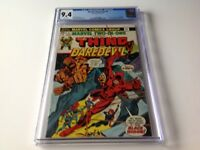 MARVEL TWO IN ONE 3 CGC 9.4 WHITE PAGES DAREDEVIL THING GIL KANE MARVEL COMICS