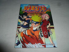 Shonen Jumps Naruto Anime Profiles Episodes 1-37 Soft Cover Book Manga 2006 >>>