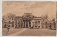 POLAND 1916 WARSAW GMACH BELWEDERA.  FIELDPOST.