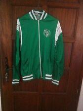veste survêtement du maillot basket ball NBA CELTICS boston jersey vintage  L