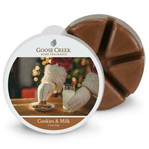 Goose Creek Duftwachs Wax Melt 59g Cookies & Milk
