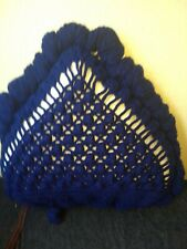 """Hand made pillows heart shape.Good for gift and decoration.Made in USA (15""""x15"""")"""