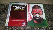 SPLINTER CELL DOUBLE AGENT LIMITED COLLECTOR'S EDITION (2006) XBOX 360 COMPLETE