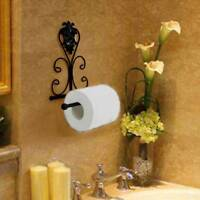 Vintageoilet Paper Roll Holder Euro Style Bathroom Wall Mount Rack-