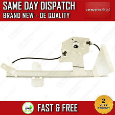 SMART FORTWO CABRIO 2004>07 FRONT RIGHT DRIVER SIDE WINDOW REGULATOR W/OUT MOTOR
