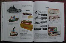 MASUDAYA livre fantastique japonais tôle jouets tintoy Robot Modern Toys