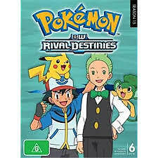 Pokemon - Rival Destinies -Season 15, Australian Release, Brand New & Sealed