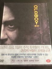 Oldboy (2003) Korean R3 2-disc DVD