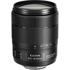 Canon EF-S 18-135mm f/3.5-5.6 IS USM Nano Lens No Packing