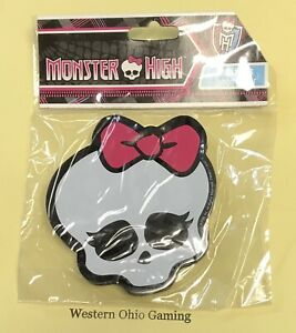 Monster High Ghoulicious Jumbo Pencil Eraser NEW School Supplies