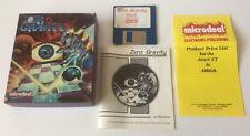 Zero Gravity (Atari St Computer) - Complete Cib - Works Great!