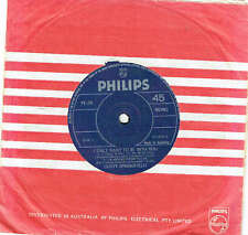 "DUSTY SPRINGFIELD - I ONLY WANT TO BE WITH YOU - 7"" 45 E.P. VINYL RECORD - 1965"