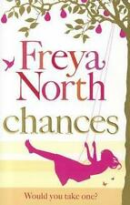 NEW Chances By Freya North Paperback Free Shipping