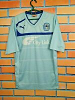 Coventry City Jersey Home MEDIUM Shirt Football Soccer Puma