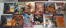 LOT of 12 Player's Guide Books - Bradygames / Prima / Pokemon / Halo / Star Wars