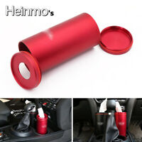 Car Cup Holder Cylinder Tissue Box Auto Paper Towels Tube For Mini Cooper S ONE