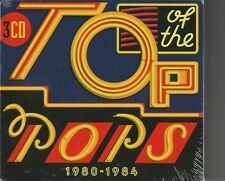 V.A. Top of the Pops 1980-1984 3 Cd's Squeeze, Abba, Survivor, The Jam Sealed