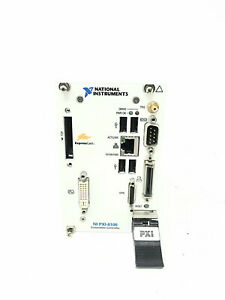 *USA* National Instruments NI PXI-8105 Dual-Core Embedded Controller for PXI
