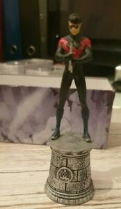 DC MARVEL CHESS PIECE- BISHOP RARE COLLECTABLES -RED ROBIN  (S 12) EX CONDITION