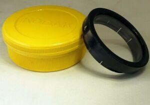 Kodak +1 Portra series V 5 filter holder with ring slip on type 33mm OD