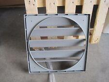 Gravity Louvre Shutter Backdraught Shutter for 350mm dia fan VK350