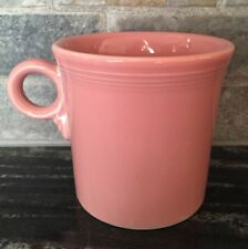 Vintage Original Tom u0026 Jerry Rose Mug Fiestaware Ring Handle Flamingo Pink & Mug Pink Vintage Fiesta China u0026 Dinnerware | eBay