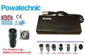 48V 54.6V 5A 6 pin High Power Lithium Charger Stromer ST1X ST2 ST3 ST5 Meter