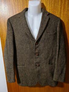 St James Harris Tweed mens Jacket size unknown