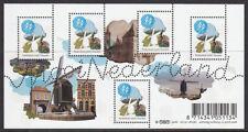 NVPH nr.2568 blok Mooi Nederland (33) 'Heusden' 2008 postfris (MNH)