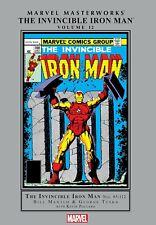 Marvel Masterworks: The Invincible Iron Man Vol. 12 Bill Mantlo 9781302917166