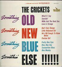 """The Crickets """"Something Old, Something New, Something Blue, Something Else"""" LP"""