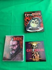 A Cat in the Brain (Blu-ray Disc, 2016, 3-Disc Set, CD/Blu-ray) Grindhouse