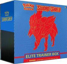 Pokemon Sonne und Mond Cosmic Eclipse Elite Trainer Kiste